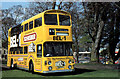 "J5081 : ""Bel-1"" bus, Bangor by Albert Bridge"