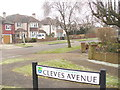TQ2262 : Ewell - Castle Avenue by Colin Smith