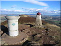 NT5432 : Eildon Mid Hill by Rude Health