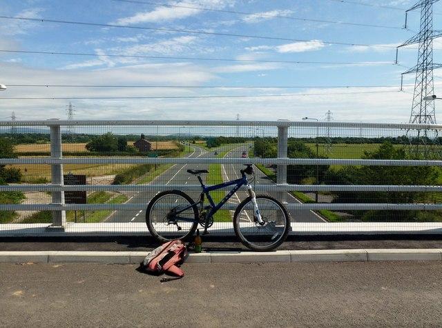 The Preston Guild Wheel Crossing The 169 Rude Health