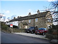 SJ9592 : Werneth Hall Cottages by John Topping