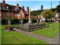 SO7875 : Grade II listed Churchyard Cross, Bewdley by John Grayson