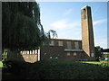 SP3280 : St Nicholas Church, Radford, Coventry CV6 by Robin Stott