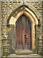 SE0004 : St Mary's Church Doorway by David Dixon