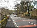 SE0004 : Holmfirth Road (A635), Greenfield by David Dixon