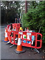 SZ0891 : Bournemouth: Braidley Road roadworks are finished by Chris Downer