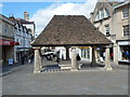 ST9273 : The Buttercross, Chippenham by John Grayson