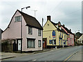 TL7623 : The Angel, Bocking by Robin Webster