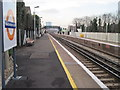 TQ2976 : Wandsworth Road railway station, London by Nigel Thompson