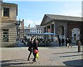 TQ3080 : Covent Garden: spring sunshine by John Sutton