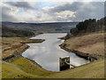 SE0204 : Dove Stone Reservoir by David Dixon