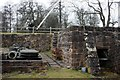 SJ9752 : Plateway &amp; flint kilns at Flint Mill by Graham Hogg