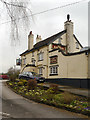 SJ7781 : The Railway, Station Road, Mobberley by David Dixon