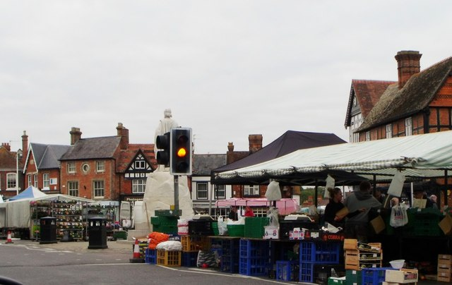 Market Place, Wantage