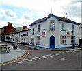 SO2914 : Transformed former Black Lion pub building, Abergavenny by John Grayson