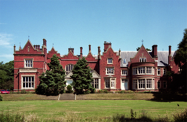 Abney Hall