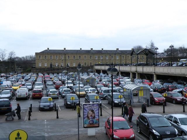Does Morrisons Car Park Is Free Newark