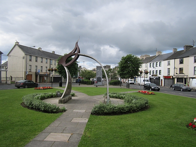 The Diamond, Castlederg