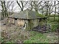 SW6632 : Farm building, Bodilly Veor by Humphrey Bolton