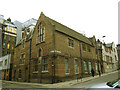 TQ3082 : Former church school, Britannia Street by Stephen Craven