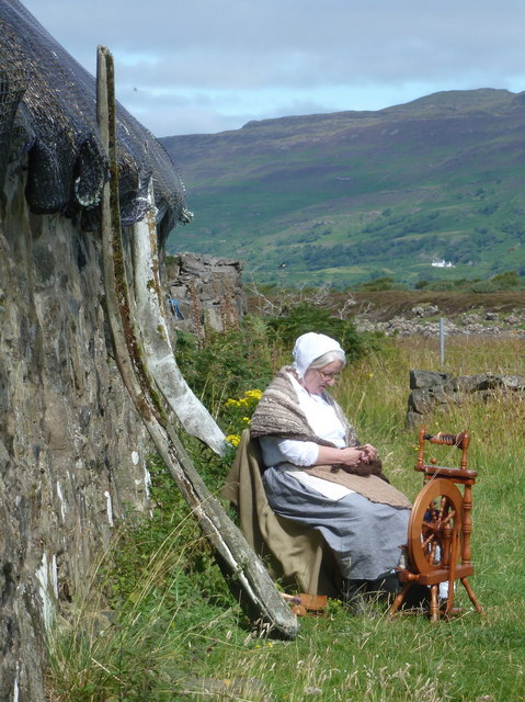 Ulva: a traditional spinner