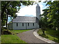 NM4351 : Dervaig: Kilmore Church by Chris Downer