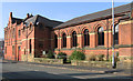 SJ6088 : Warrington - Wycliffe Memorial Building and United Reformed Church by Dave Bevis