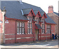 SJ6087 : Warrington - former school on Hanover Street by Dave Bevis
