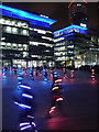 SJ8097 : MediaCityUK, The Speed of Light by David Dixon