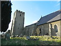 SO4074 : Church of St Mary Magdalene, Leintwardine by John Lord