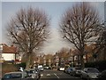 TQ2179 : Hartswood Road, Stamford Brook by Derek Harper