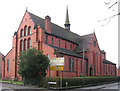 SJ7054 : Crewe - former church on Stalbridge Road by Dave Bevis