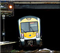 J3373 : Train, Botanic Station Belfast by Rossographer
