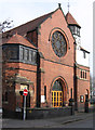 SJ7055 : Crewe - Union Street Baptist Church by Dave Bevis