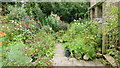 SW3824 : An artist's garden, 1 by Jonathan Billinger