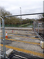 SK5538 : Lenton Lane canal bridge (Clayton Bridge) - 2 by Alan Murray-Rust