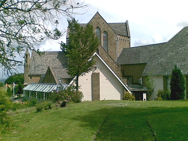Chapel gables at Shrigley Hall Hotel