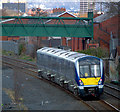J3272 : Train, Belfast by Rossographer