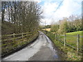 SJ9795 : Lane to Longlands and Close by John Topping
