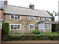 TL1396 : Cottage on Mill Lane by Alan Murray-Rust