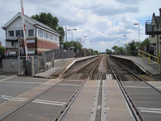 Stallingborough Railway Station 169 Nigel Thompson