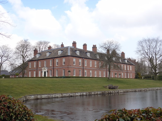 Gawsworth New Hall