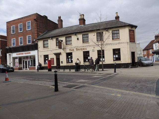 The Tavern - Romsey