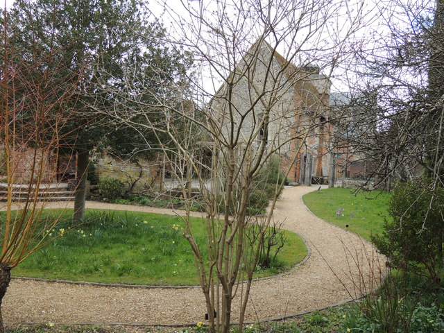 King John's House & Garden - Romsey