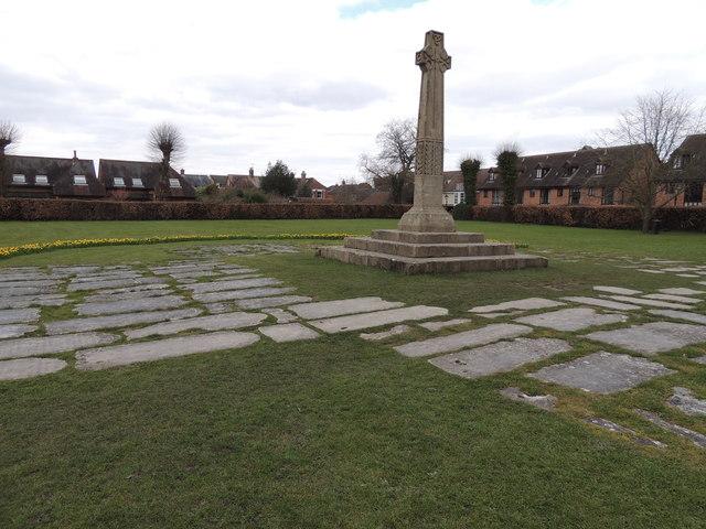 Stone Cross - Romsey