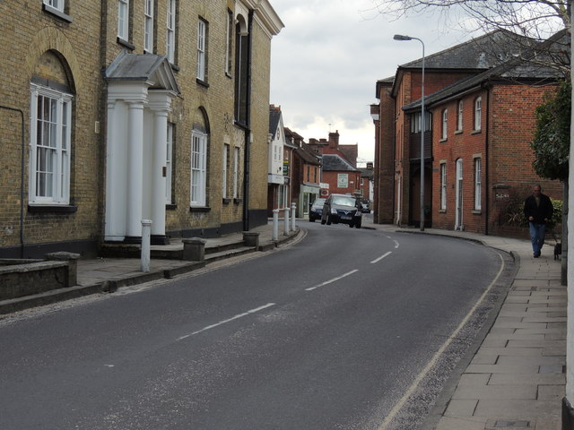 Church Street - Romsey