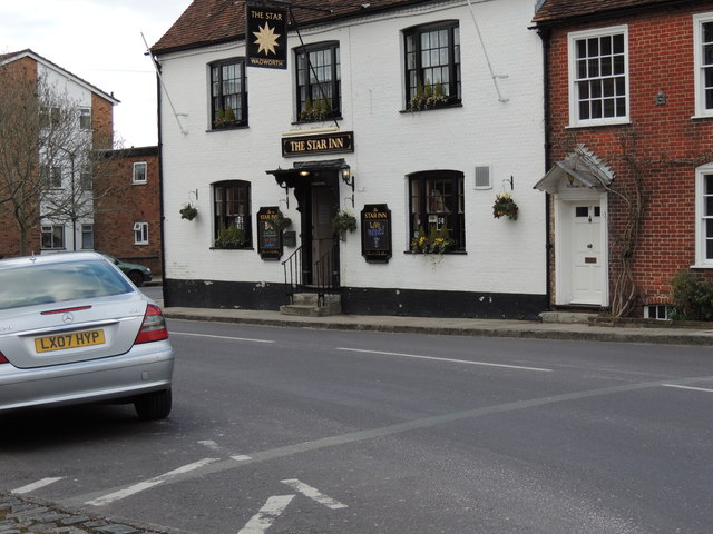The Star Inn - Romsey