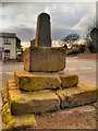 SJ4988 : Cronton Cross, Town End by David Dixon