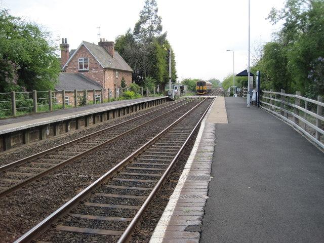 Rolleston Junction Railway Station 169 Nigel Thompson