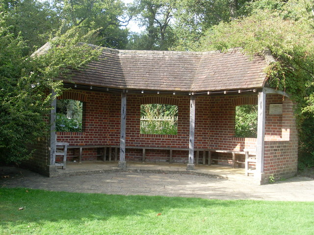 Summer House in Savill Garden